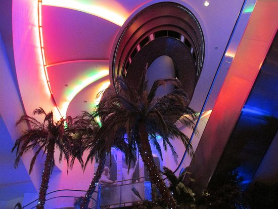 Coventry, UK: Mothership and palms