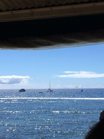 Lahaina Fish Co : Beautiful view