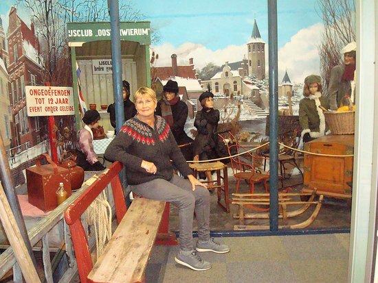 Hindeloopen, Países Bajos: een leuk museum