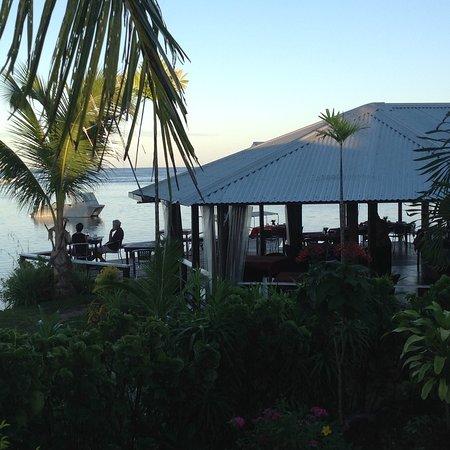 Savai'i, Samoa: Restaurant