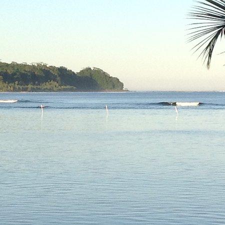 Savai'i, Samoa: Reef & conservation markers