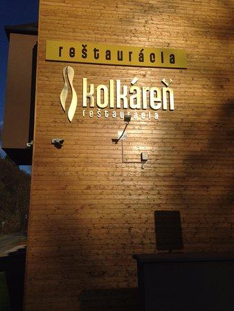 Vyhne, Slovakiet: Reštaurácia