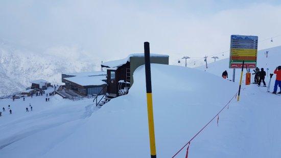 St. Anton am Arlberg, Austria: Ski Rendl
