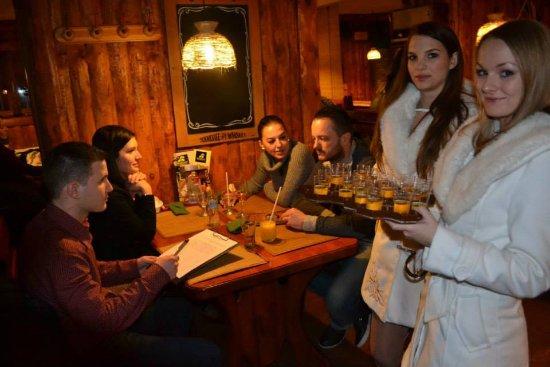 Zalaegerszeg, Ungarn: Robinson Jack Daniels Party