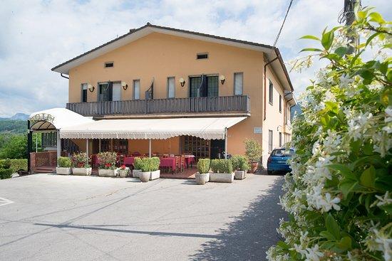 Gallicano, Italy: il nostro Hotel Ristorante