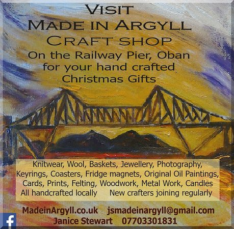 Made in Argyll