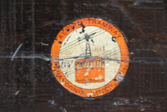 Cannon Mountain Aerial Tramway: old logo