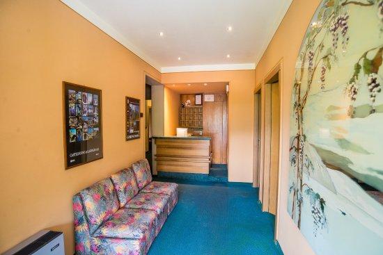 Gallicano, Italy: ingresso hotel