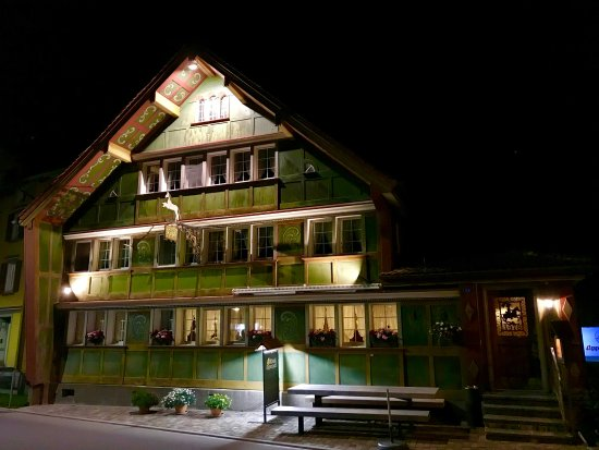 image Rössli sur Schwende