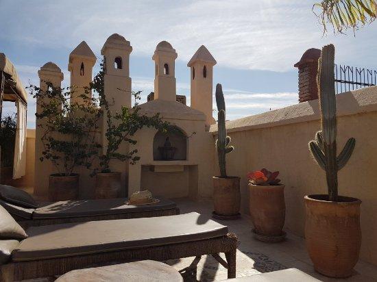 Riad Vert Marrakech: 20171112_105647_large.jpg