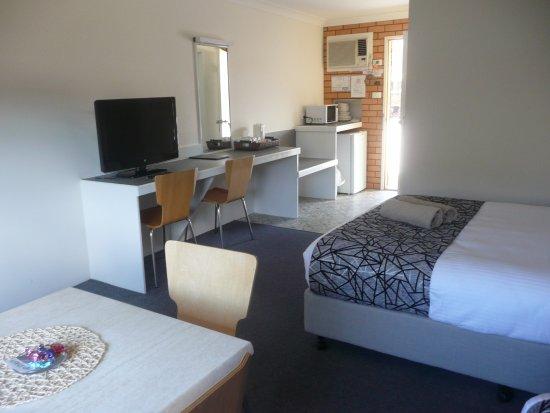 Woolgoolga, Australia: Spacious rooms