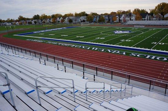 Crosby Field Kenmore, NY Track and Football