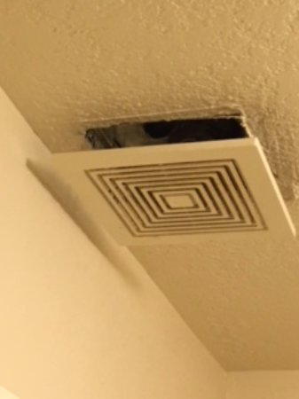 Hobby Airport Inn: an example of maintenance in this hotel