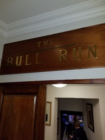 The Bull Run Restaurant: 20171113_210205_large.jpg