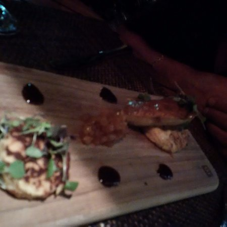 Sundy House: Amazing fois gras!!!