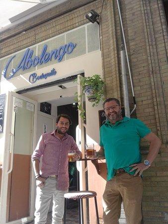 Bodeguita abolengo sevilla omd men om restauranger - Bar coloniales sevilla ...