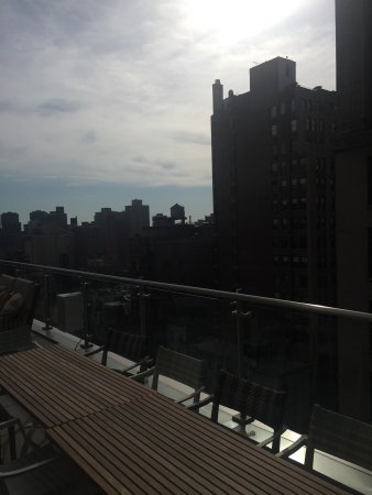 Rooftop Bar View Picture Of Mondrian Park Avenue New York