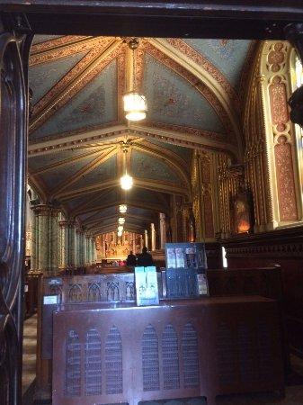 Ottawa, Canada: Lateral de la Basílica