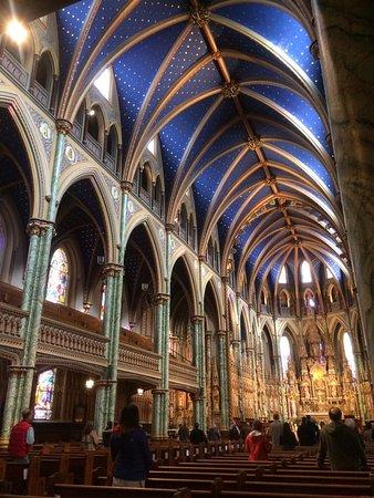 Ottawa, Canada: Basílica de Notre Dame