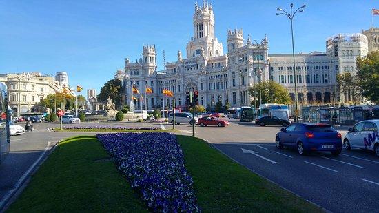 Madrid (område), Spanien: Da cartolina