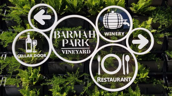 Moorooduc, Australia: Welcome to Barmah Park Restaurant & Cellar Door