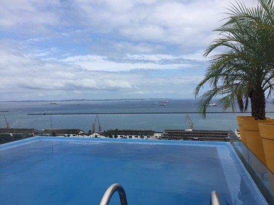 Aram Yami Hotel: Vista fantástica !
