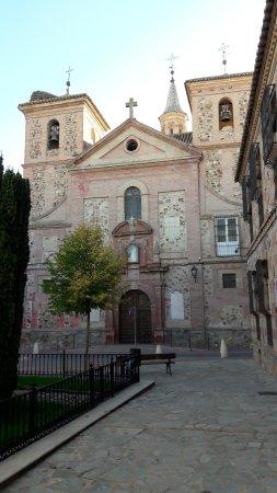 Convento de la Merced, en Herencia