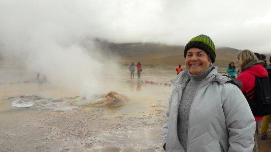 Atacama Region, شيلي: Geyseres