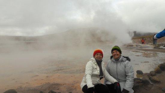 Atacama Region, ชิลี: Geyseres