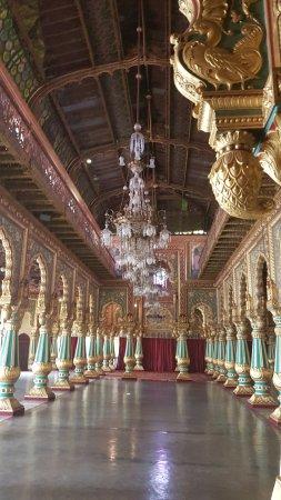 Mysore Maharajah's Palace (Amba Vilas): Amazing architecture