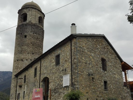 Licciana Nardi, Italy: Torretta