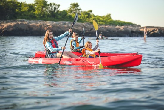 Marblehead, MA: Paddle fun for ages 5 and up!
