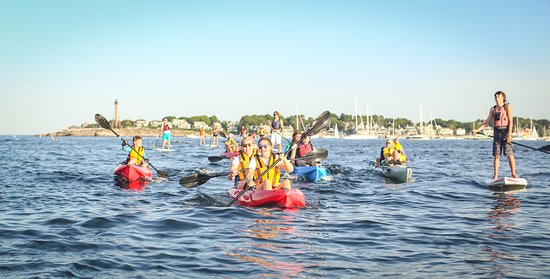 Marblehead, MA: Bring your friends for the best on-water time ever!