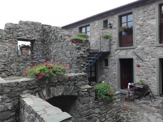 Licciana Nardi, Italy: Appartamento