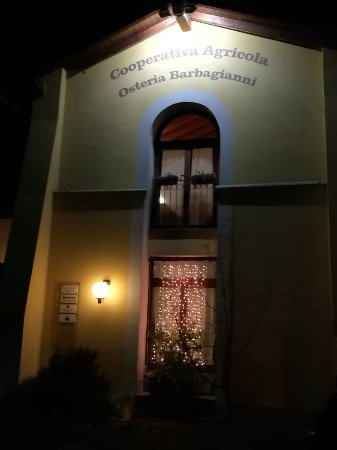 Cinisello Balsamo, Italy: Osteria Barbagianni
