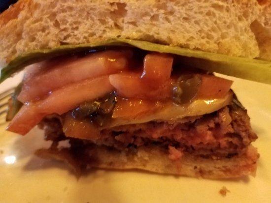 Douglas, MI: Burger