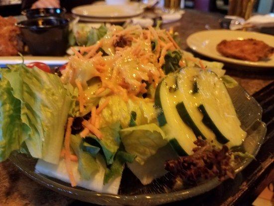 Douglas, MI: Salad
