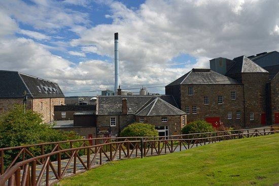Glenmorangie Distillery: Vue générale sur la distillerie