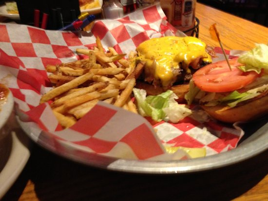 Fenton, MI: Burger & fries