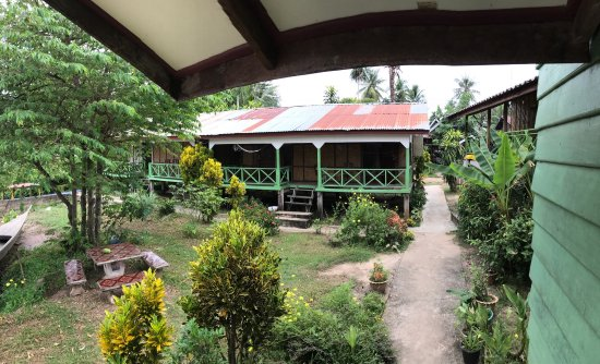 Don Khone, Laos: Somphamit Guesthouse