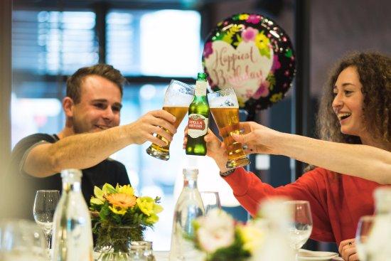 Cambridge, Selandia Baru: Happy Birthday