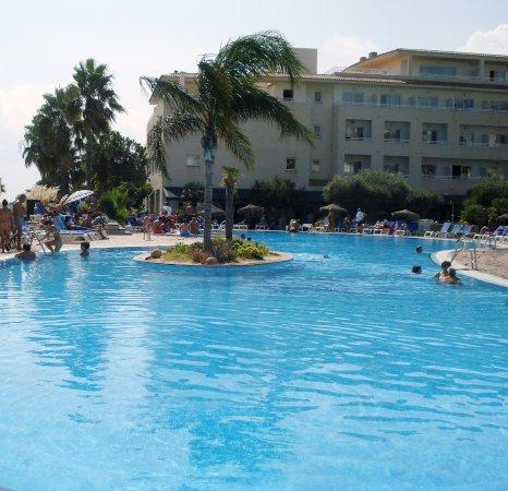 piscina picture of hotel best mojacar mojacar tripadvisor