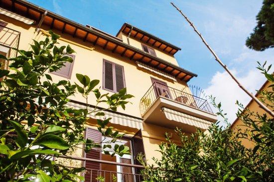 Nice enough - Review of Hotel Villa il Castagno, Florence - TripAdvisor