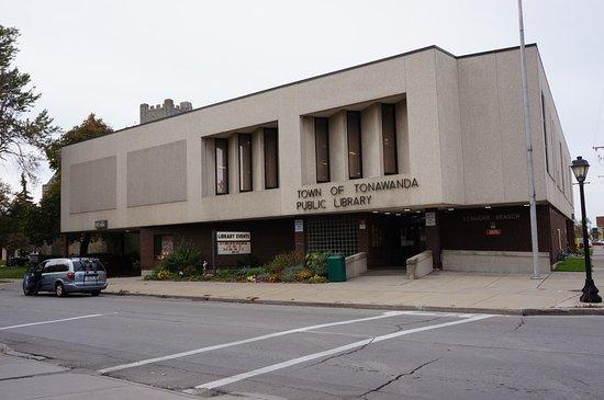 Kenmore Branch Public Library