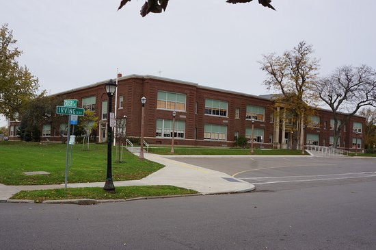 Charles A. Lindbergh Elementary School in Kenmore, NY