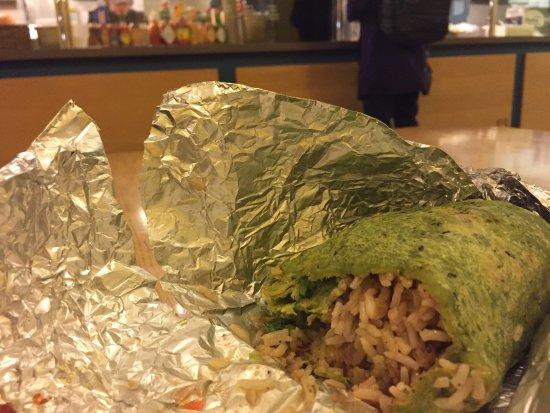Ames, IA: The Fighting Burrito