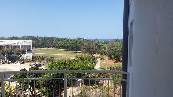 Kingscliff, Australië: Not far to the beach
