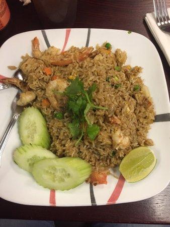 Thai Restaurant Hollywood Boulevard