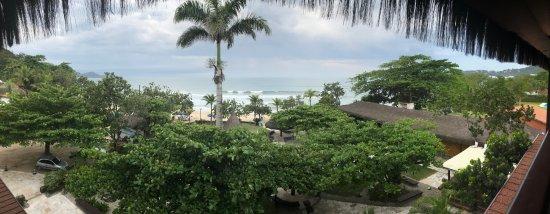 Hotel Recanto das Toninhas: Apartamento com vista para o mar