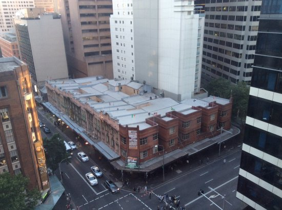 Ibis Sydney World Square: View from the room